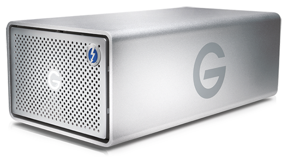 G-RAID Removable Thunderbolt 3