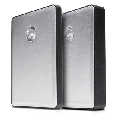 WD G-Technology G-DRIVE Mobile