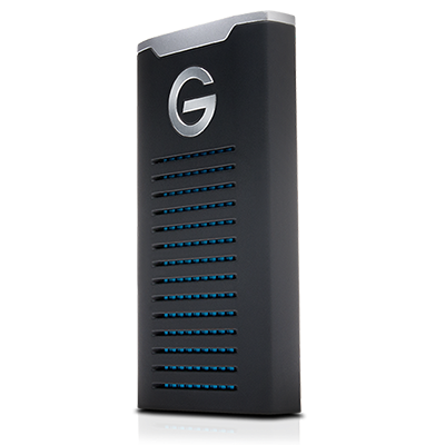 WD G-Technology G-DRIVE Mobile SSD R-Series
