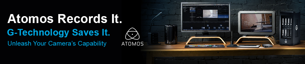WD G-Technology Atomos